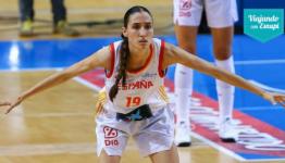 Belén Arrojo, baloncesto en los genes