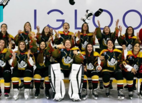 Las Granada Grizzlies, guerreras en el hielo