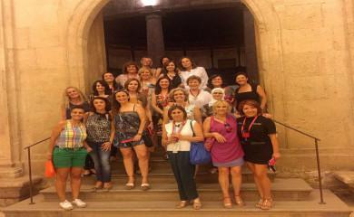 Reencuentro con la Alhambra
